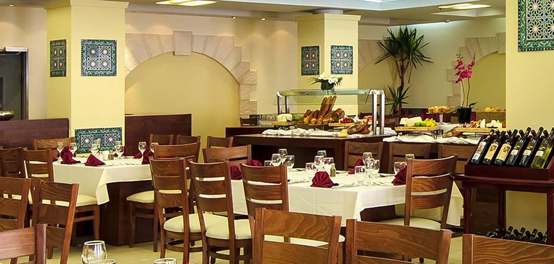 הבית הספרדי - אוכל